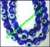 Assorted Cateye Lampwork Glass Beads