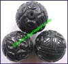 Black Jade Bead