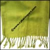 Royal Rossie Solid Color Cashmere Scarf
