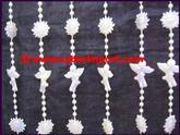 Decoration Curtain Beaded Plastic AngelhtmAngel