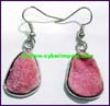 Earring Stone Crystal