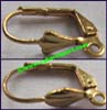 Plasted Hook Earring Finding