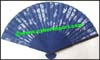 Bamboo Textile Hand Fans
