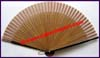 Bamboo Silk Fan