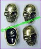 Skull Alloy Jewelry Fittings