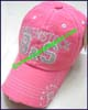 Ladies Cotton Baseball Cap