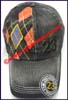 Ladies Patterned Baseball Cap