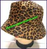Ladies Animal Bucket Hat