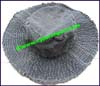 Ladies Distressed Bucket Hat