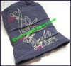 Ladies Printed Bulky Knit Stocking Cap
