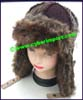 Ladies Raw Patch Trapper Hats