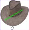 Men's Solid Color Western Cowboy Hat