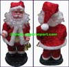 Christmas X-mas Battery Operated Action Figurine