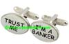 Worded Message Cufflinks