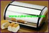 Serving Bread Box Stainless