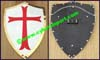 Sword Shield Wall Decoration