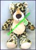 Plush Toy Leopards