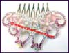 Hair Ornaments Comb Rhinestone