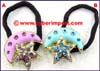 Hairdressing Ornaments Pony Holder Elastic Rhinestone